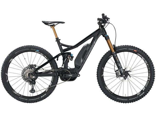 Conway eWME 827 E-MTB fullsuspension sort (2019) | Mountainbikes